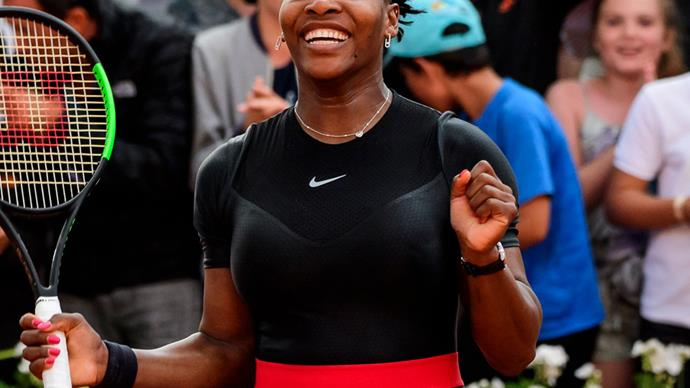 Serena Williams Just Shut Down A Sexist Interview Question In The Most Epic Way