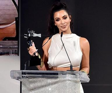 Yes, Kim Kardashian West Deserved Her CFDA Influencer Award Today