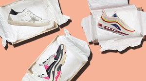 The 10 Coolest Sneakers Of 2018