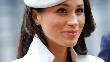 Meghan Markle's Beauty Evolution Is One For The History Books