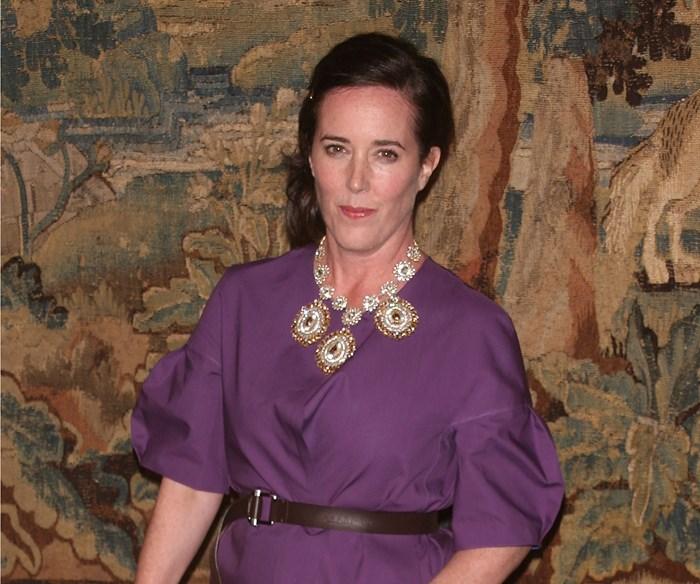 Kate Spade, American designer, found dead at 55