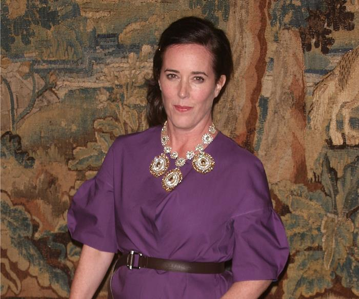 Kate Spade, American designer, found dead at 55
