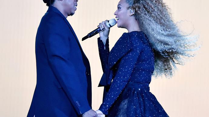 It Seems Beyoncé And Jay Z Renewed Their Vows Ahead Of Their Latest Tour