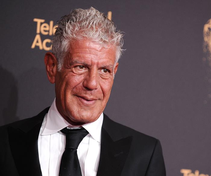 Chef Anthony Bourdain dead at 61