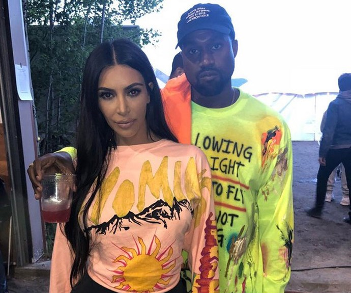 Kanye West's 41st Birthday Party Was So Kanye