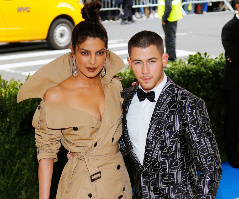 CelebrityNick Jonas Just Took Priyanka Chopra As His Plus One To A Family WeddingWell that escalated