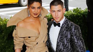 Nick Jonas Just Took Priyanka Chopra As His Plus One To A Family Wedding