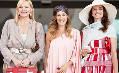 Kristin Davis Just Revealed The Truth Behind The 'Sex And The City' Costume Fittings