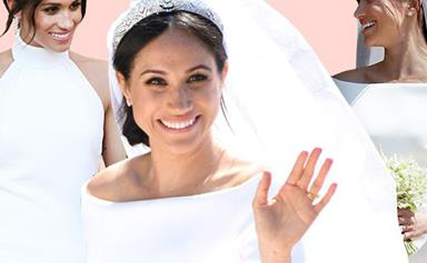 The Meghan Markle Effect Is Taking the Bridal Industry by Storm