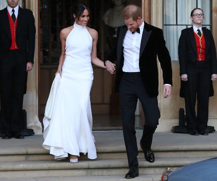 Stella McCartney Is Releasing Replicas Of Meghan Markle's Wedding Reception Dress