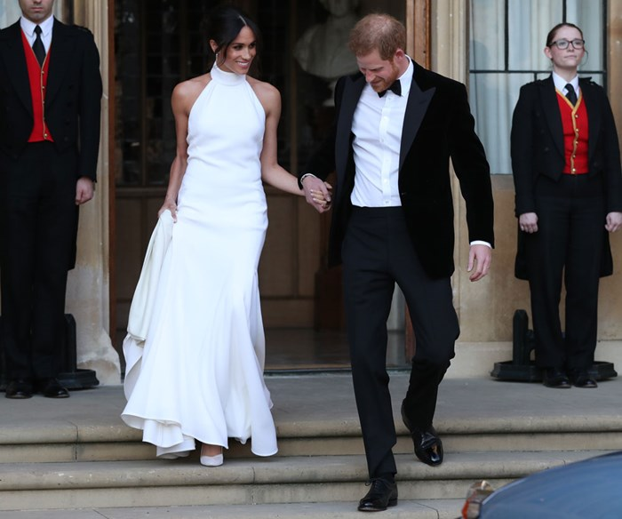 Stella McCartney Is Releasing Replicas Of Meghan Markle's Wedding Reception Dress