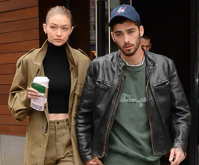 Zayn Malik Comments Gigi Hadid Back Together