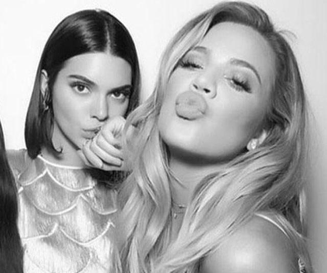 Khloe Kardashian Just Trolled Sister Kendall Jenner's Latest Bikini Photo