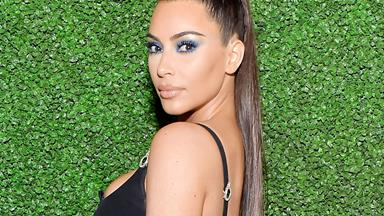 It Seems The Sky-High Ponytail Is Officially Back In Fashion