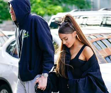We Need To Talk About Ariana Grande And Pete Davidson