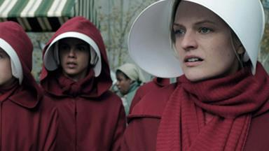 The Creepy Ways Gilead In 'The Handmaid's Tale' Resembles Trump's America