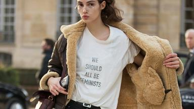 13 Chic Feminist T-Shirts To Buy (That Support Women's Charities)
