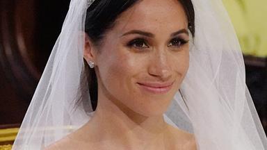 Meghan Markle Hired Her Royal Wedding Makeup Artist Via Emoji