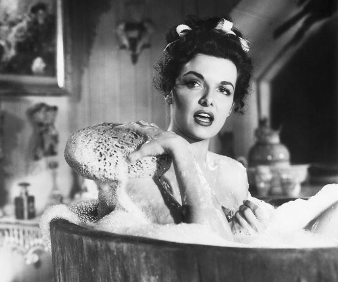 Vintage bath.