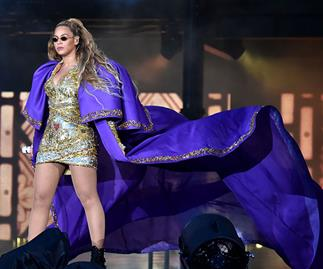 Gird Your Loins: A Beyoncé x Balmain Collaboration Is On Its Way