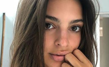 Emily Ratajkowski Shows Off Her Never-Before-Seen Engagement Ring