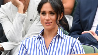 The Surprising Symbolism Behind Meghan Markle's Wimbledon Outfit