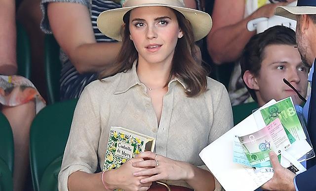 celebrities wimbledon fashion