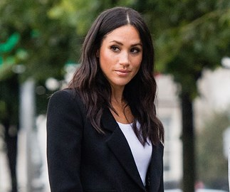 Meghan Markle Has Been Banned From Wearing A Tuxedo In Australia