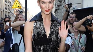 Karlie Kloss Did Something Very Unexpected And It Even Freaked Her Boyfriend Out