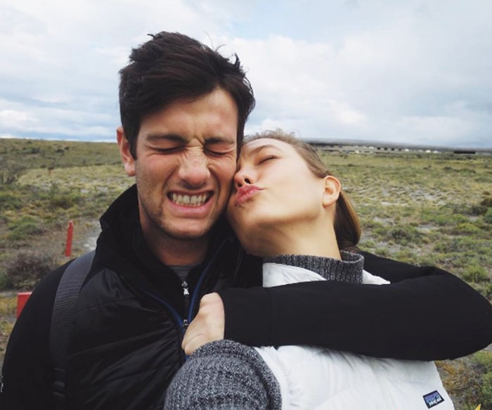 All the times Karlie Kloss and Joshua Kushner have shaded Trump
