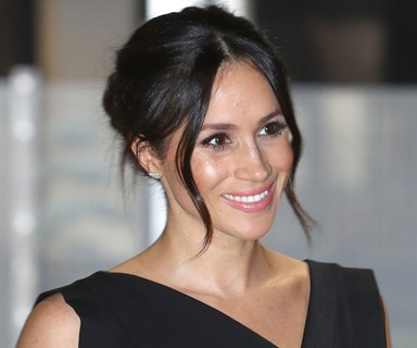 The Secret To Meghan Markle's Perfectly Shaped Eyebrows