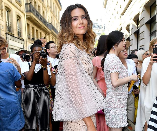 Mandy Moore Style File