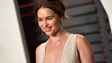 Emilia Clarke Made A Royal Faux Pas When She Met Prince William