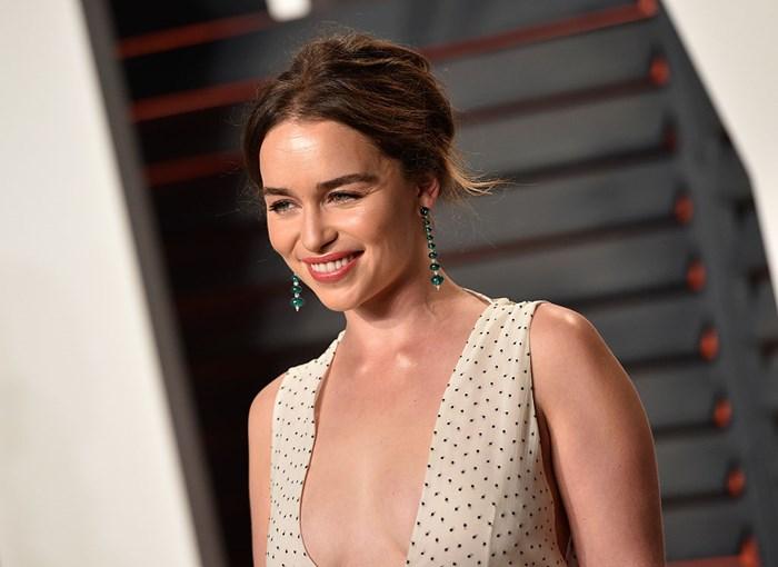 Emilia Clarke Prince William Faux Pas