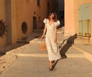 french girl spring fashion
