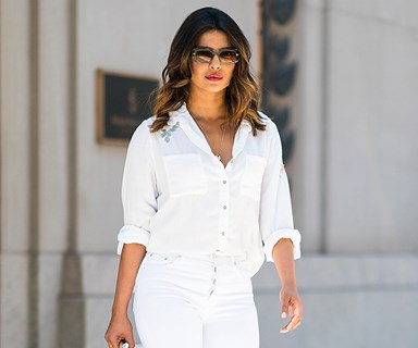 Priyanka Chopra And Nick Jonas Enjoy A Royal Visit With Prince Harry And Meghan Markle