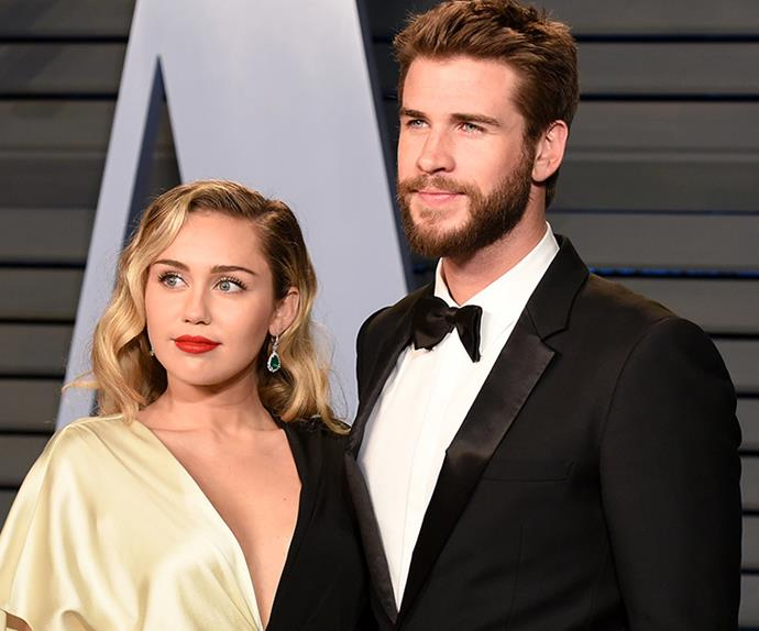 miley cyrus liam hemsworth 2018