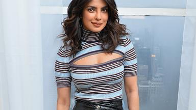 Priyanka Chopra Gives Us A Tiny Peek Of Her Engagement Ring