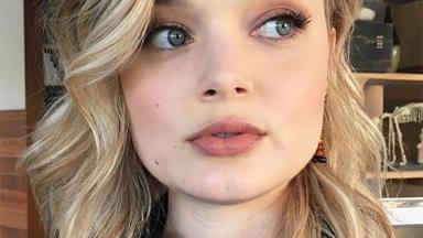 Bella Heathcote's Complete Beauty Evolution