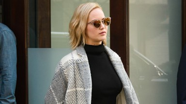 Jennifer Lawrence's Parisian-Girl Style Is Utter Perfection