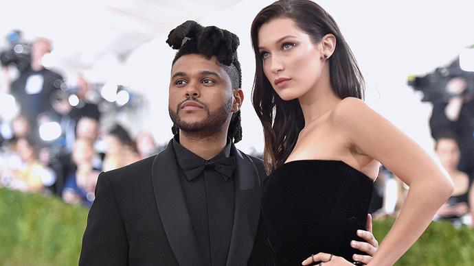 Bella Hadid The Weeknd Back Together