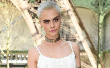 Cara Delevingne Was Just Spotted Kissing Rumoured Girlfriend Ashley Benson