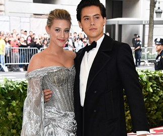Cole Sprouse Lili Reinhart Instagram Comment