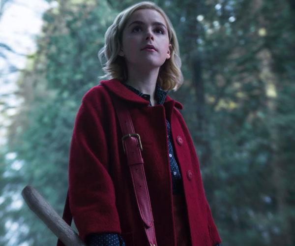 Chilling Adventures of Sabrina Reboot