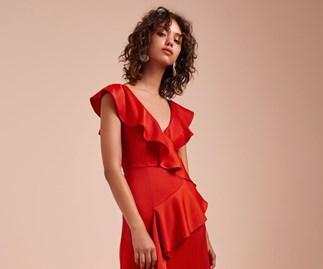 C/MEO dress.
