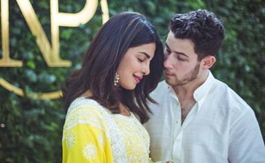 Priyanka Chopra Shares Intimate Photos From Her And Nick Jonas's Engagement Ceremony