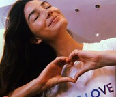 Lily Aldridge Just Announced Her Pregnancy In The Sweetest Way
