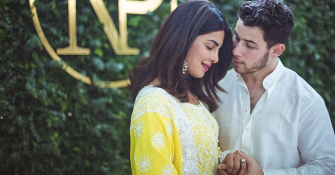 Priyanka Chopra Nick Jonas Second Engagement Party