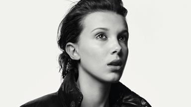 Millie Bobby Brown Is Making A Case For Luxe Outerwear