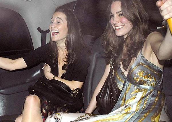 16 Rare Pictures Of Kate Middleton Before She Became A Royal